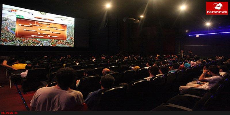 ممنوعیت پخش مسابقات فوتبال در سالنهای سینما